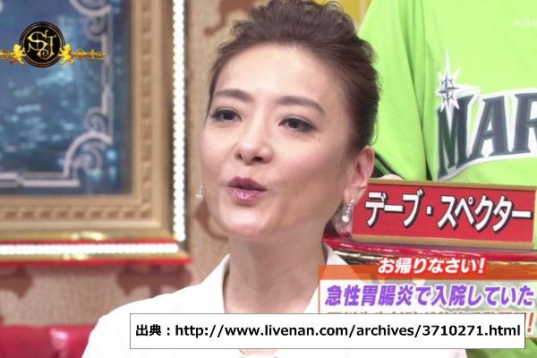 西川史子の激やせの原因は癌?クスリ?ではなく更年期障害か?