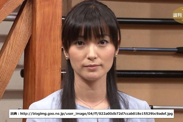 大江麻理子 WBS 髪型